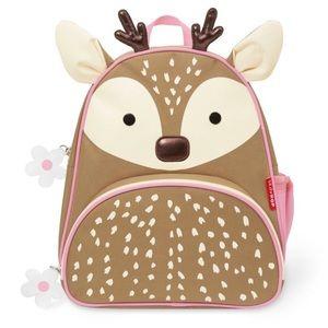 NWT🦌Daisy Deer🦌Skip Hop Backpack